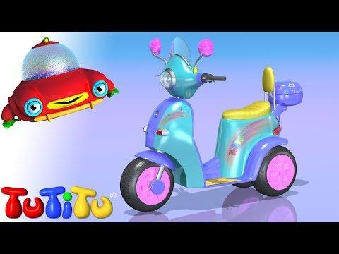 TuTiTu Toys | Scooter