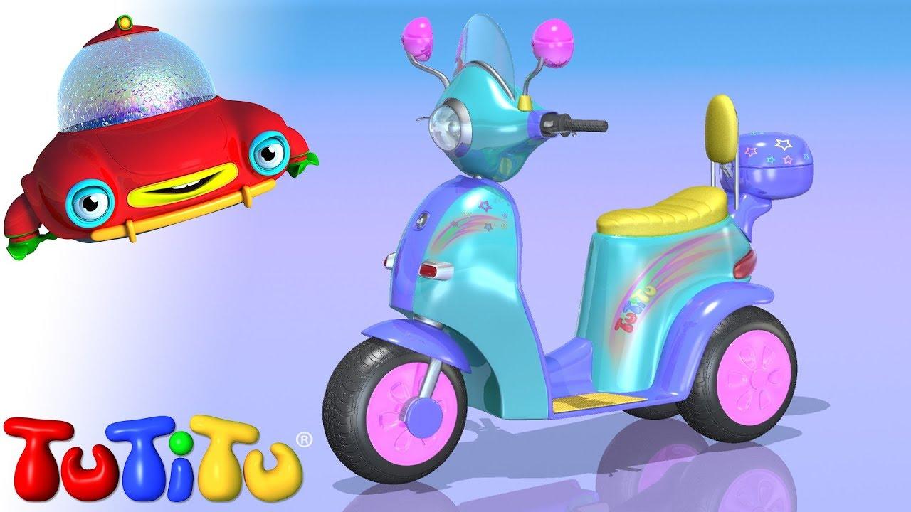 TuTiTu Toys Scooter