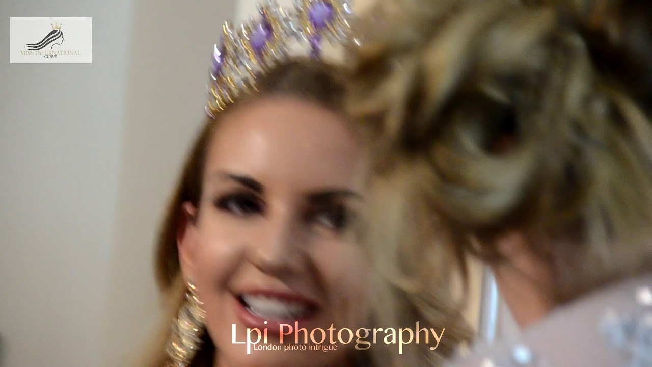MISS INTERNATIONAL CURVE- RED CARPET HOST AND JUDGE