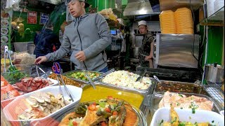 Street Food from Vietnam, Colourful and Yummy, Tasted in Camden Lock Market, London