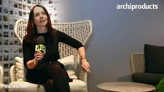 Salone del Mobile.Milano 2018 | VARASCHIN - Monica Armani presenta l'evoluzione di Emma