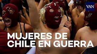 Explosión feminista en Chile