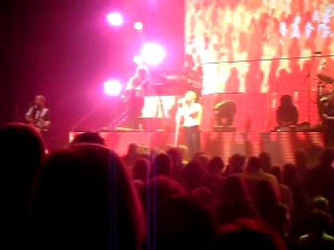 Ronan Keating - Lovin Each Day (22/2/10, Sheffield City Hall)