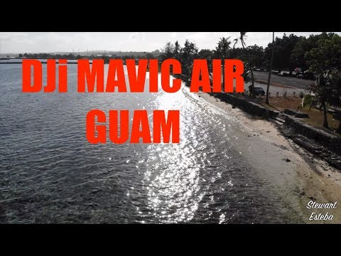 Mavic Air Guam