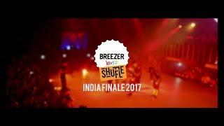 Breezer Vivid Shuffle l After-movie l INDIA FINALE 2017