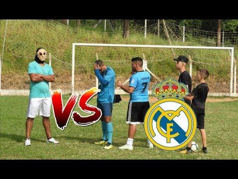 PRODUTOR vs REAL MADRID Resolvendo a Treta