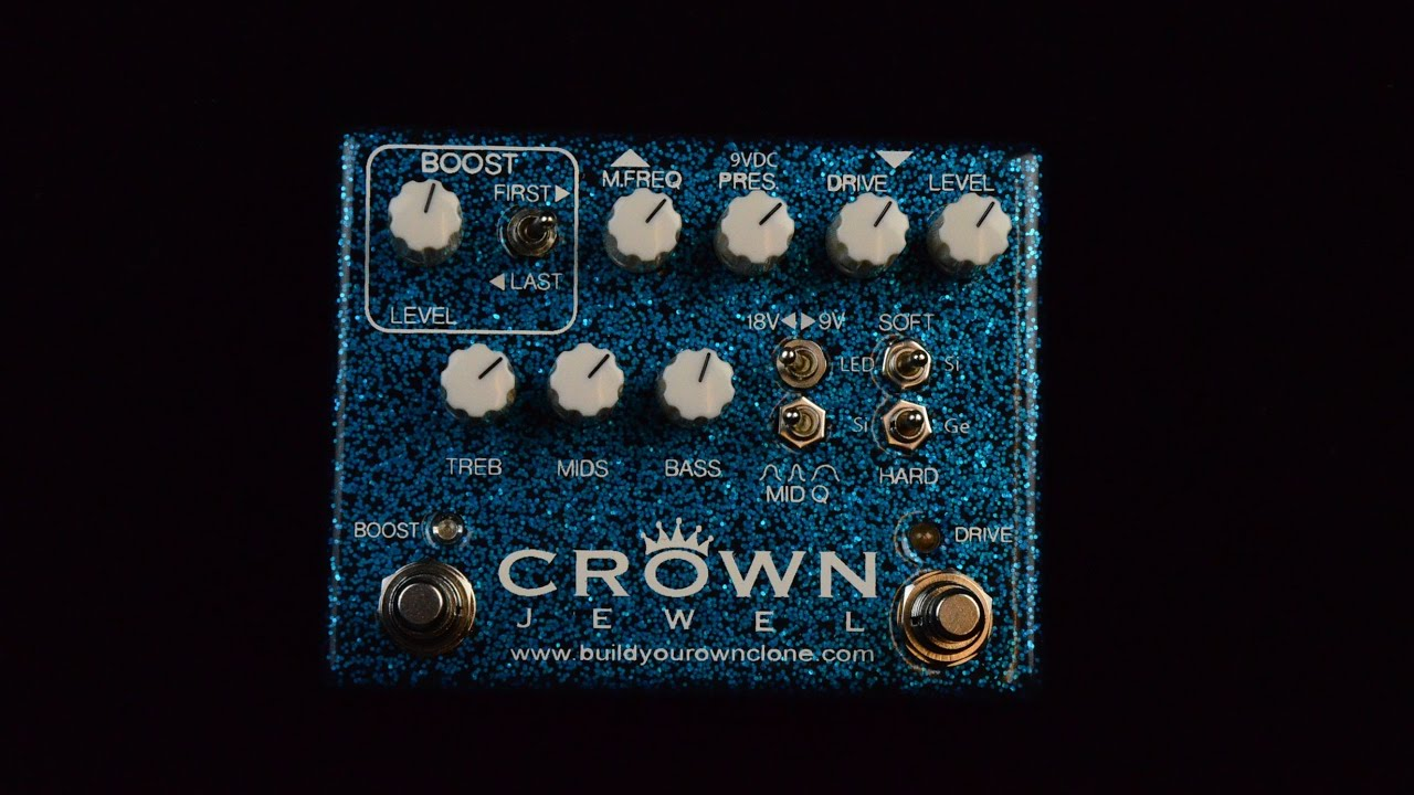 Crown Jewel – Build Your Own Clone