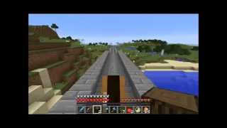 ASMR: Playing Minecraft part 9 (whispering/gum)