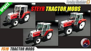 "[""BEAST"", ""Simulators"", ""Review"", ""Timelapse"", ""Let'sPlay"", ""FarmingSimulator19"", ""FS19"", ""FS19ModReview"", ""FS19ModsReview"", ""fs19 mods"", ""fs19 tractors"", ""fs19 steyr"", ""STEYR 8130A TURBO SK2 BASIC"", ""STEYR 8080 TURBO SK1 BASIC"", ""STEYR 8090A TURBO SK2""]"