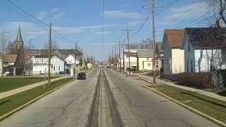 South Shore Street Running Michigan City part one
