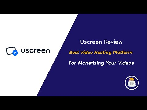 Uscreen Review - Best Video Hosting Platform for Monetizing Your Videos