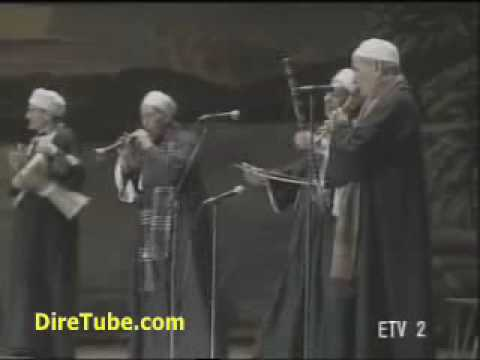 The Egypt Cultural Music Group in Ethiopia