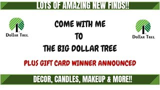 WHATS NEW AT DOLLAR TREE 🌳 ~DOLLAR TREE IN STORE WALKTHROUGH~COME WITH. ME TO DOLLAR TREE 🌳