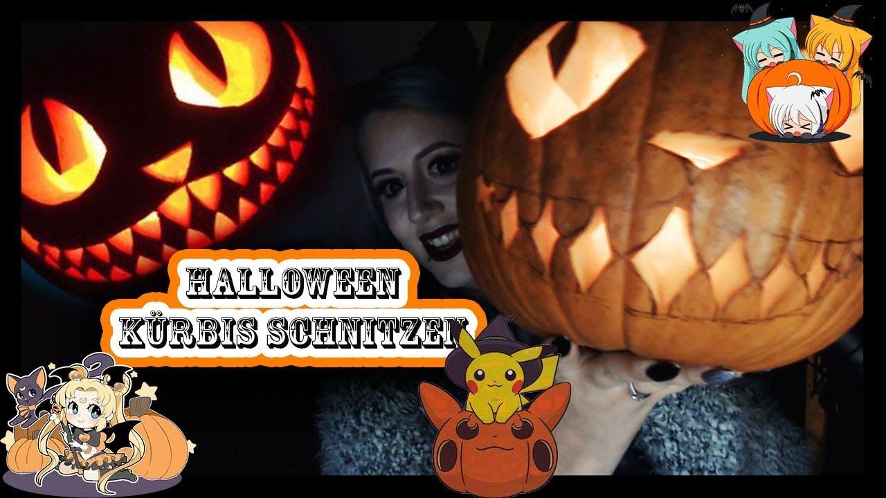 Myuween Kurbis Schnitzen Grinsekatze Halloween Special Myunique Youtube