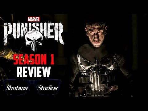 The Punisher (Netflix Series) | Full Season 1 Review (Spoiler Free) | Shotana Studios