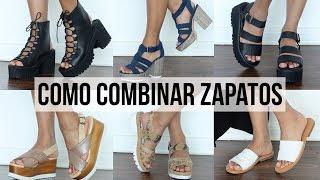10 Looks con zapatos de verano!