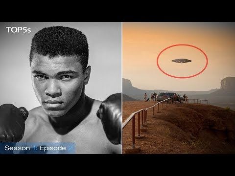 5 Celebrity Encounters with UFOs & Extraterrestrial Life | Episode 2