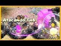 EMOCION con ATACANDO TU ALDEA TH 8 - #89 - CLASH OF CLANS