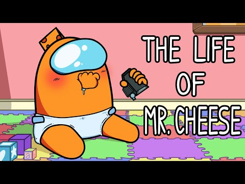 'The Life of Mr. Cheese' Among Us Song (Animated Music Video)