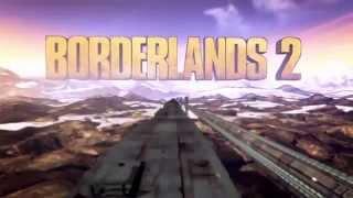 Музыка из начала игры Borderlands 2.