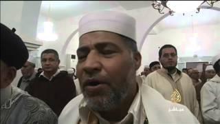 شاهد ..  احتفال الليبيين بالمولد النبوي الشريف