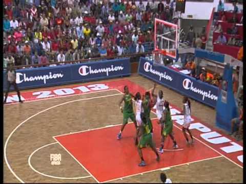 Cameroon vs Mozambique -  Part 1
