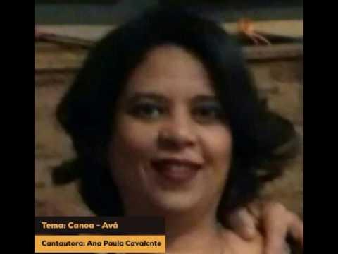 Canoa Avá  - Ana Paula Cavalcante