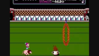 Circus Charlie for NES