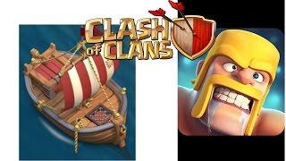 CLASH OF CLANS SCHIFF !!! | Update ist da erste Eindrücke | Clash of Clans