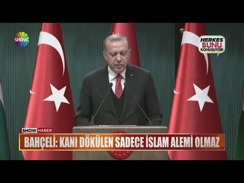 """""""Kanı dökülen sadece İslam ailemi olmaz"""""""