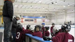 Stoga Hockey ESL T, E & B Team Video Montage from our games on 1/14/2012