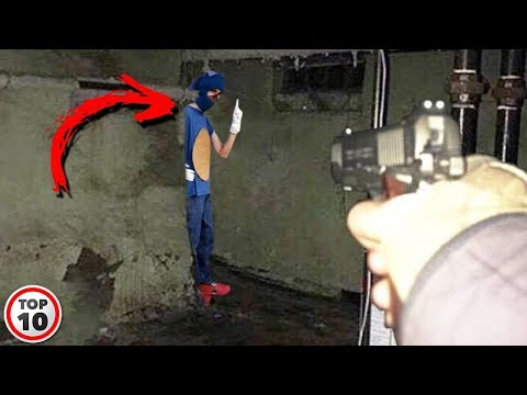 Top 10 Scary Sonic Stories - Part 2