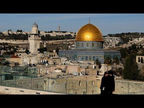 Rashid Khalidi: U.S. Recognition of Jerusalem as Israel's Capital Means It Cannot Be a Peace Broker