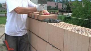 Budowa domu - murowanie