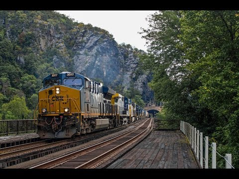 All About Trains: Volume 1: The B&O and The Southern