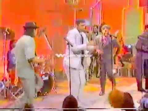 Soul Train 88' Performance - The Mac Band - Roses Are Red!