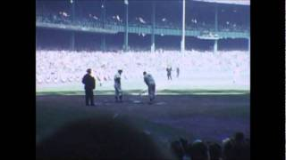 1956 World Series Game 4 @ Yankee Stadium shot by Frank Greco 10/7/56