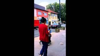 Ugrožavanje učesnika u saobraćaju na Ilidži