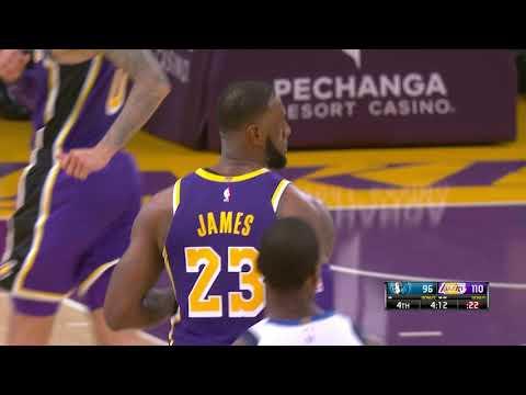 Dallas Mavericks vs Los Angeles Lakers | October 31, 2018