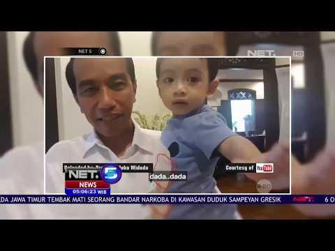 Curhat Soal Foto dan Vlog, Jokowi: Ntar Ada Yang Bilang Presiden Narsis NET5