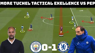 Tactical Analysis: Chelsea 1-0 Man City | How Tuchel Ended The Quadruple |