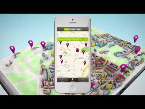 """Trailer iOS App """"Deutsche Spuren"""""""