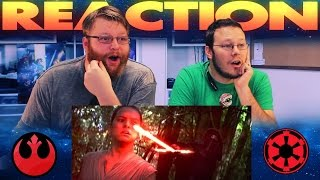 SW: The Force Awakens Japanese Trailer REACTION and ANALYSIS!!