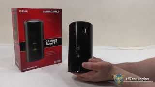 d link dgl 5500 gaming router ac1300 overview benchmarks