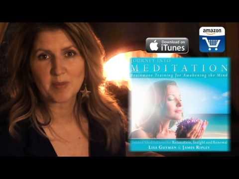 Lisa Guyman's Guided Meditation CDs and Reiki CD Set