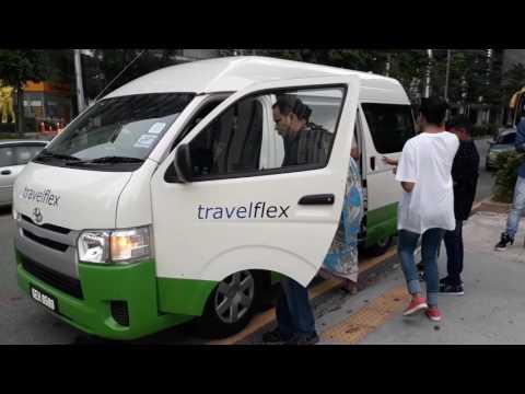 Tour Van Rent Kuala Lumpur Airport Transfer (KUL)