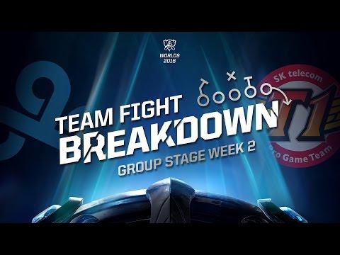Team Fight Breakdown with Jatt: C9 vs SKT (Worlds 2016 Group Stage Week 2)