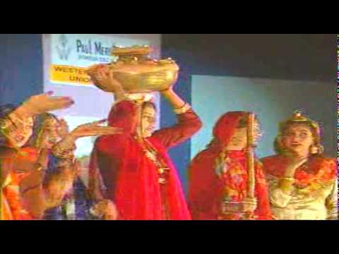 27/10 Gidha -A -Miss WORLD PUNJABAN 2002