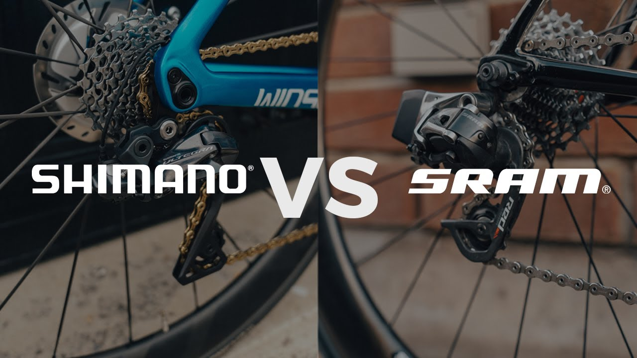 SHIMANO Di2 VS SRAM eTAP - I've Used Both, Here's my Thought On Them...