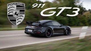The 2021 Porsche GT3 is going to be a track MONSTER!!!! | CarTalk
